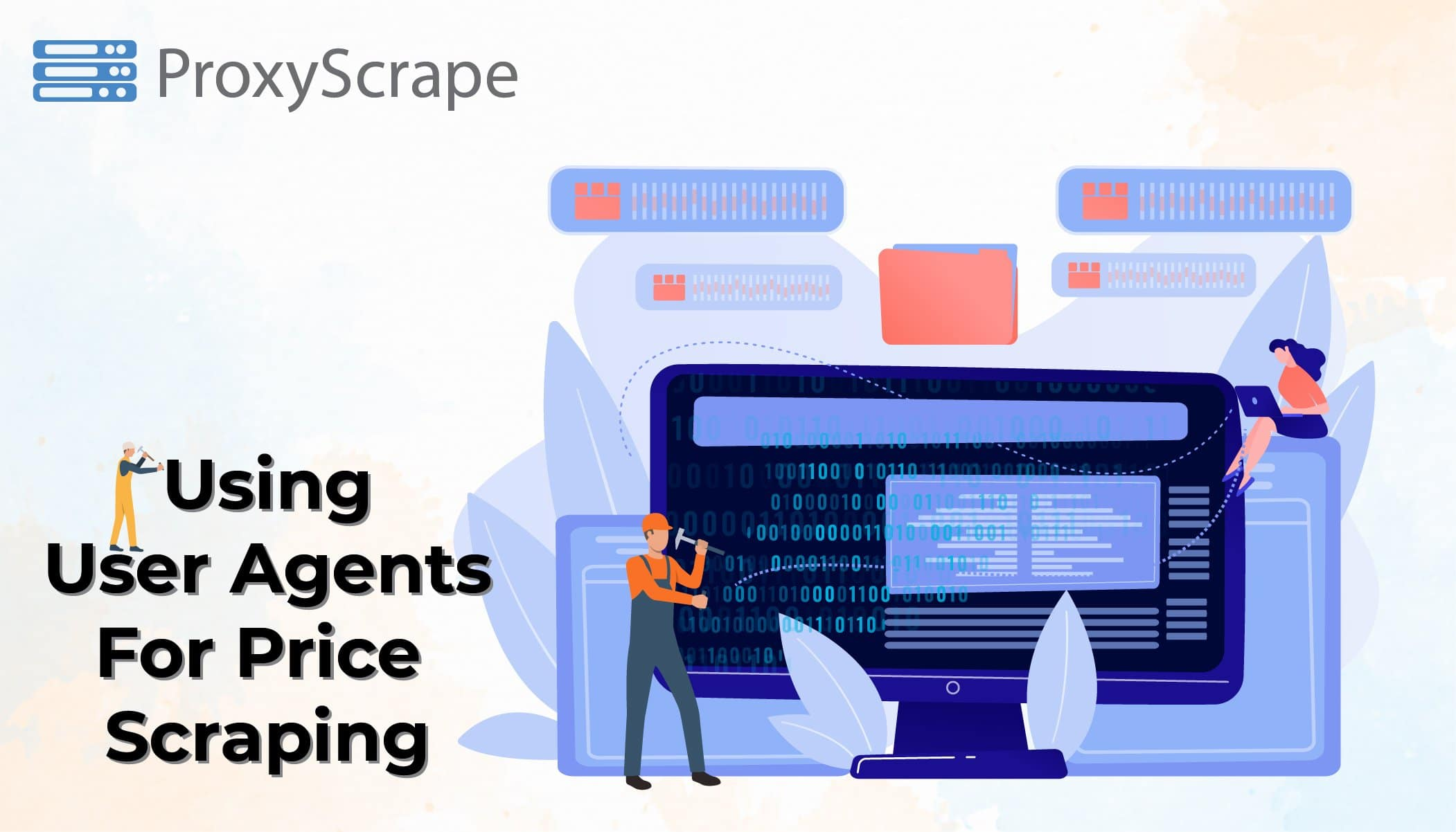 user agents for price scraping