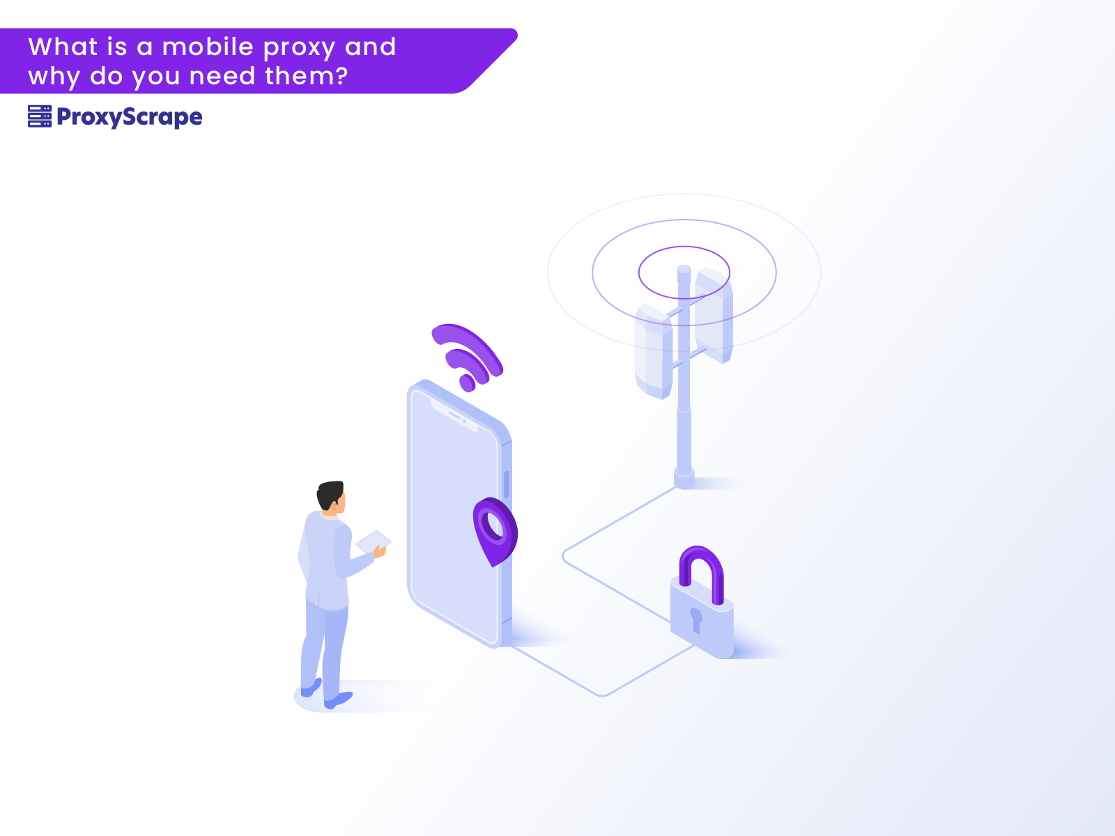 What is a mobile proxy and why do you need them