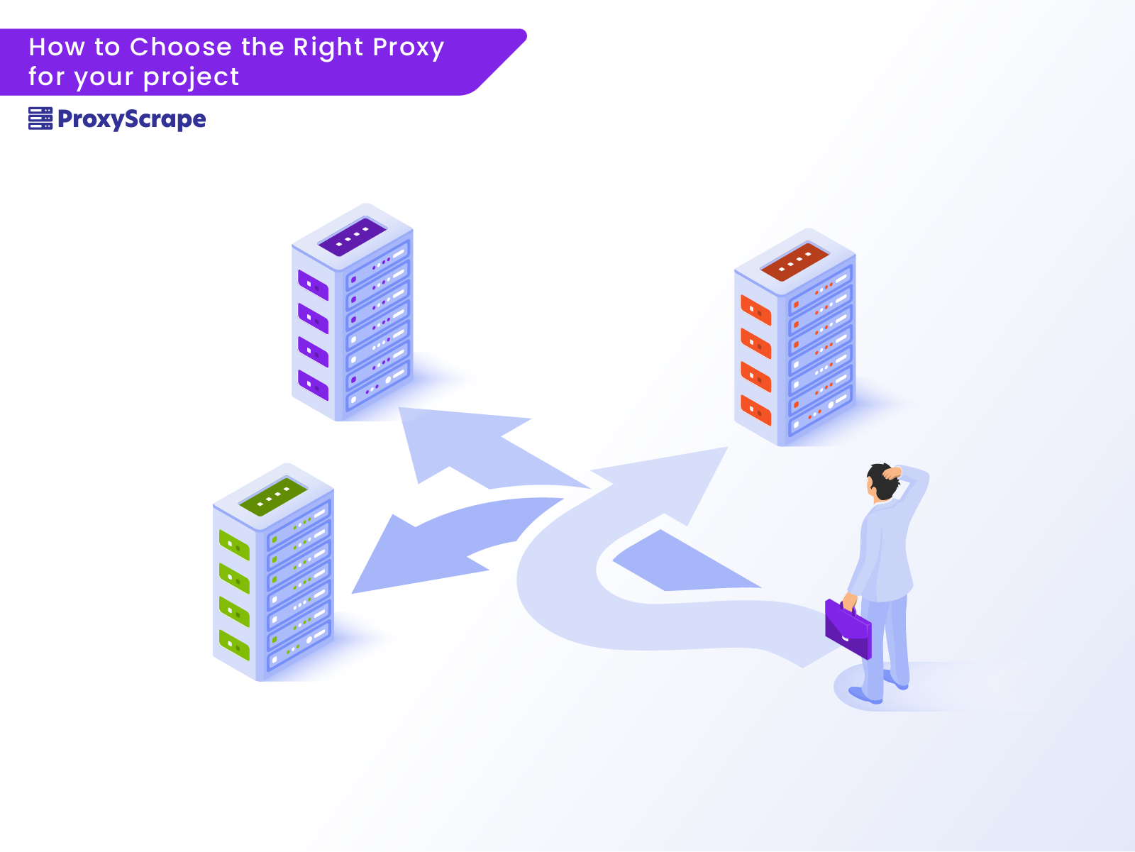 How to Choose the Right Proxy for your project