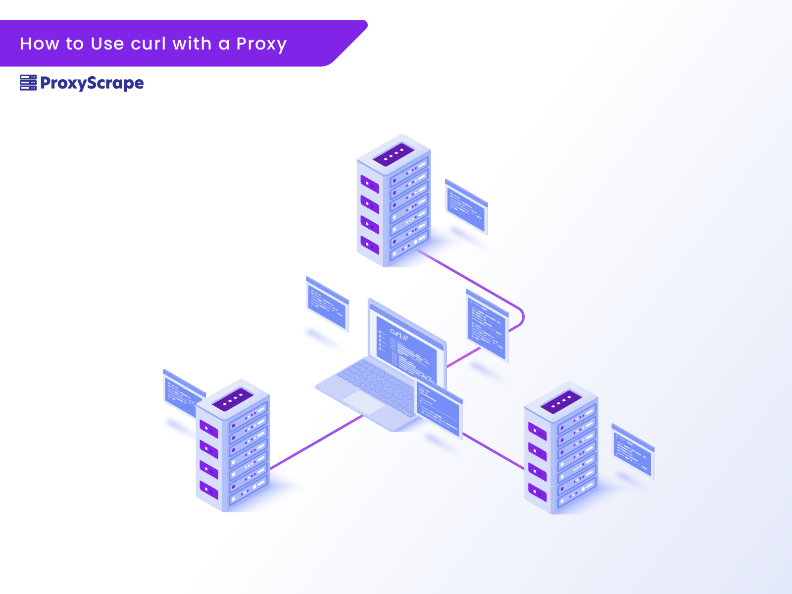 How to Use curl with a Proxy