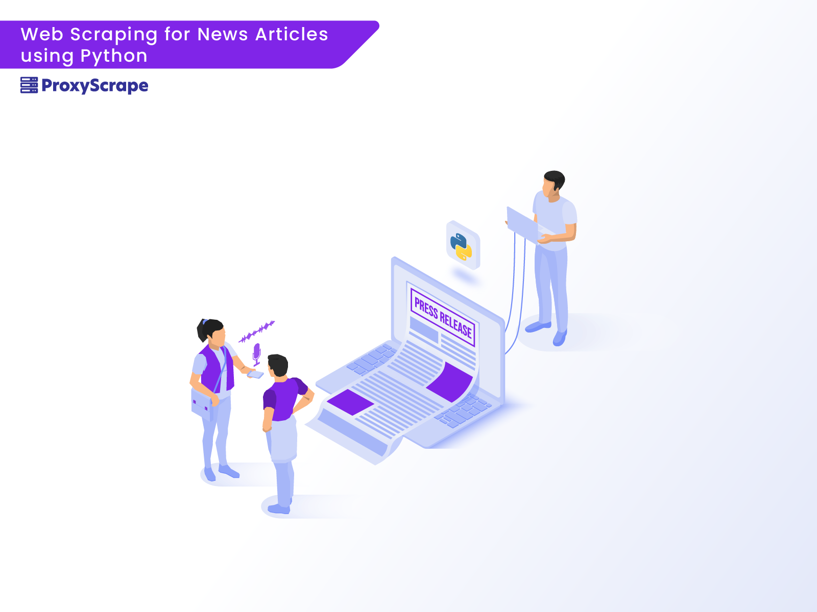 Web Scraping for News Articles using Python