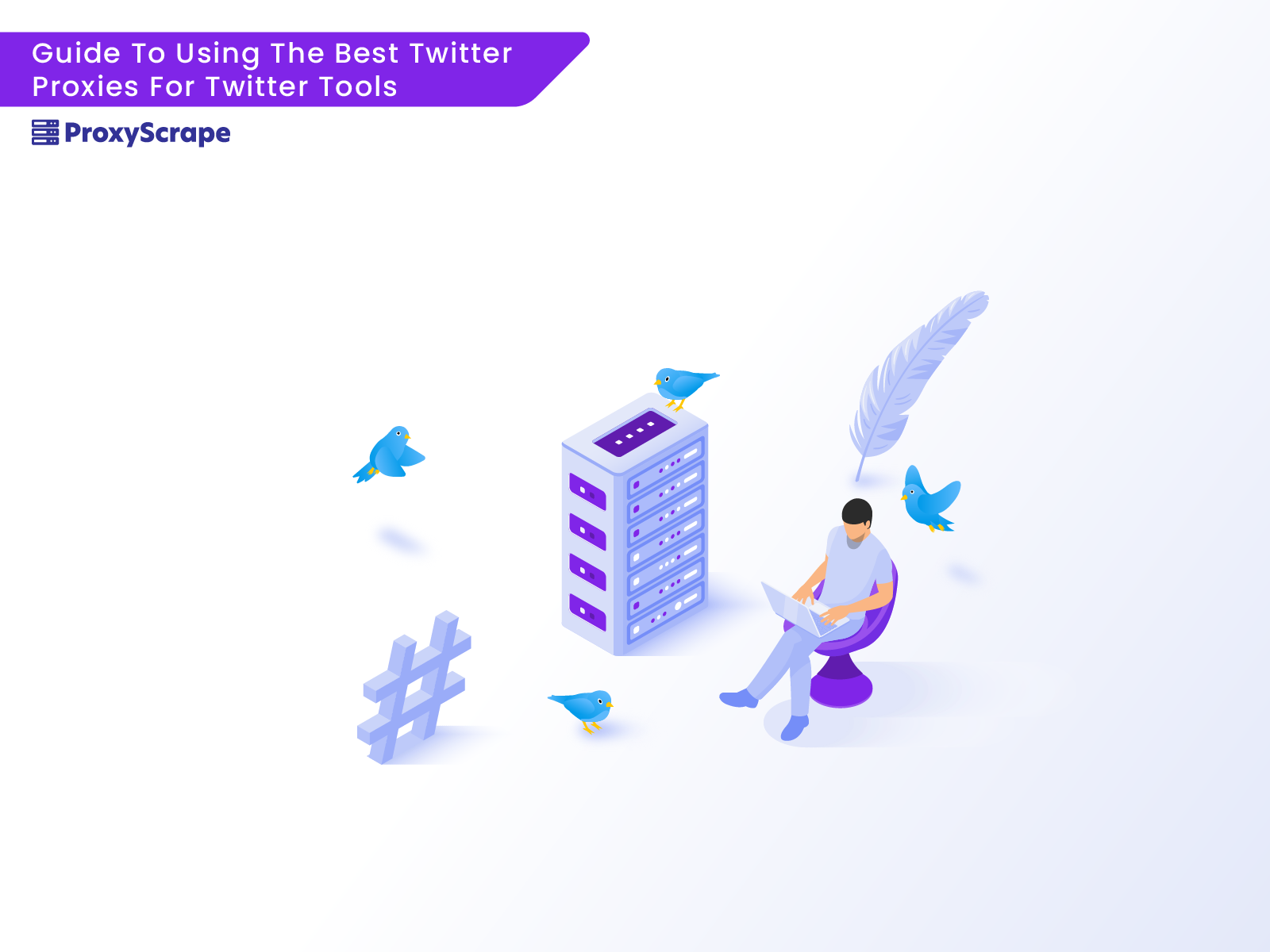 Guide To Using The Best Twitter Proxies For Twitter Tools