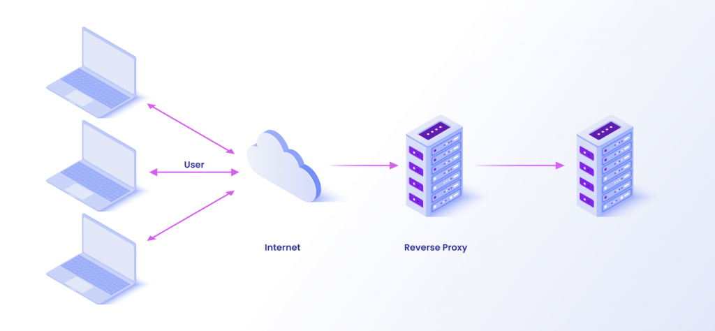 What is a reverse proxy