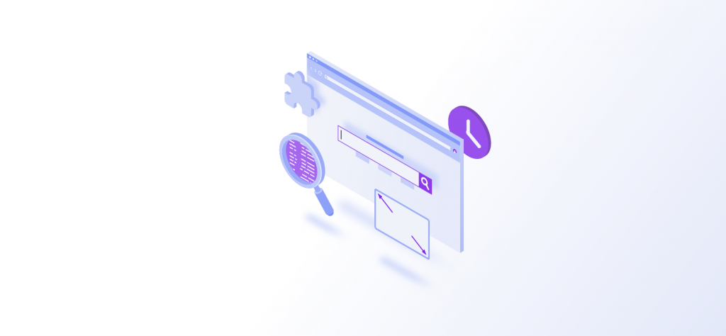 What information does a website gather for browser fingerprinting