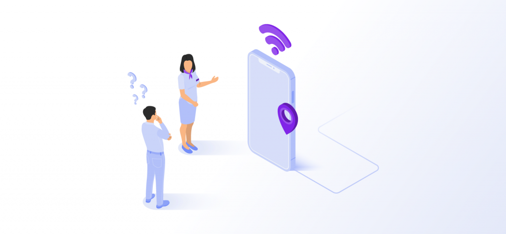 What is a mobile proxy