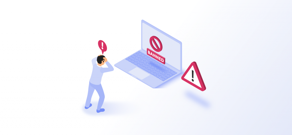 Tips to avoid getting your user agent banned when price scraping