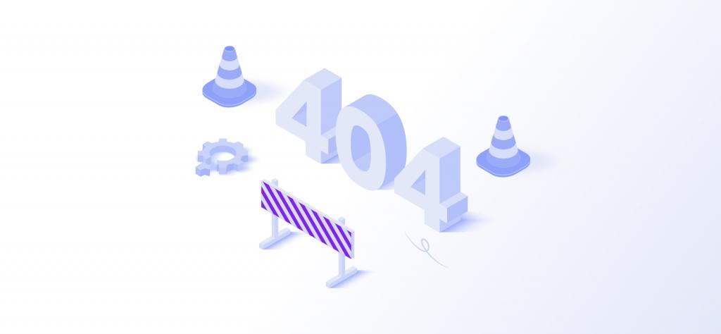 404 proxy error code