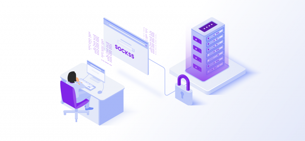 Security of socks proxies