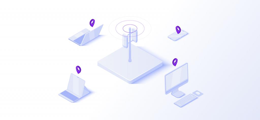 Mobile IPs