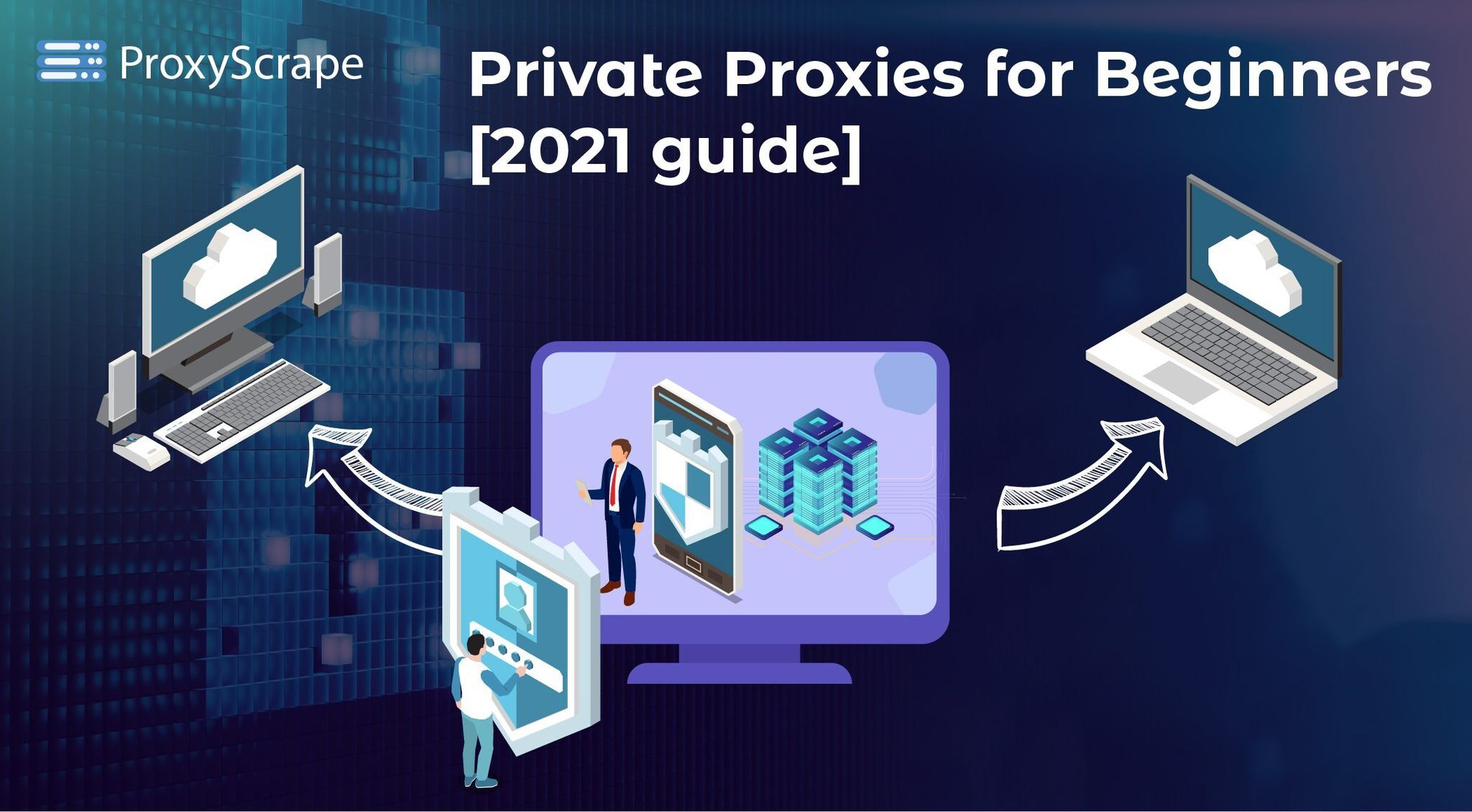 private proxies for beginners