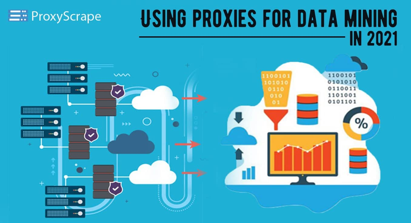 using proxies for data mining