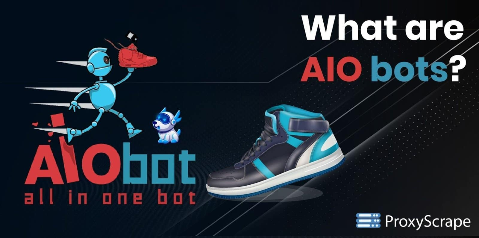 what are AIO bots
